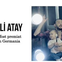 Încă un premiu pentru Ali Atay